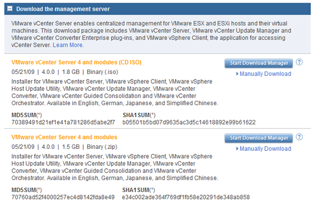 vSphere Downloads | Virtualization, Cloud, Infrastructure