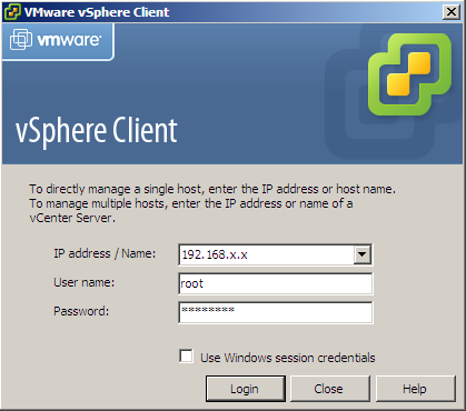 iSCSI LUN is very slow/no longer visible from vSphere host